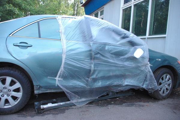 Кузовной ремонт автомобиля в Приморском районе