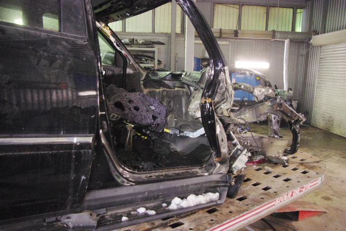 Кузовной ремонт в СПб, восстановление кузова