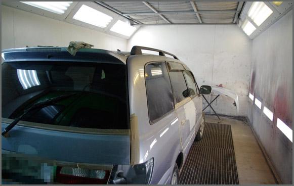 Покраска автомобиля в Приморском районе